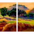 Corde Valle Diptych