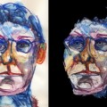 Evolution of a Self-Portrait