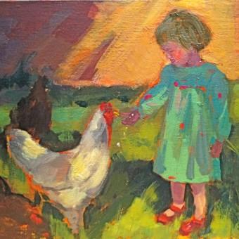 Grandma's Girl #paint52