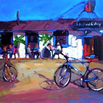 Pier 23 Cafe #paint52