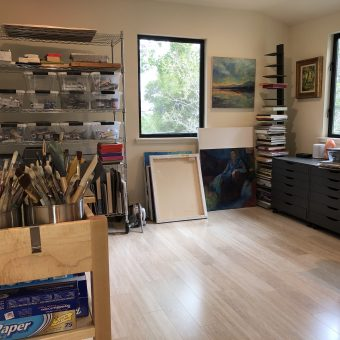 Maximize Your Art Studio